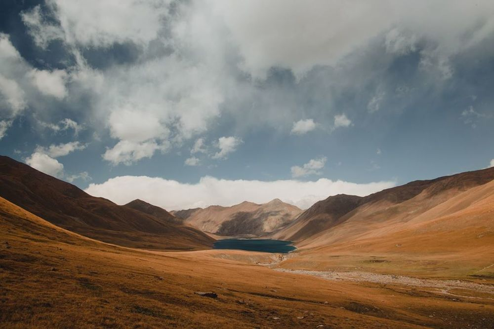Lake Kol-Ukok