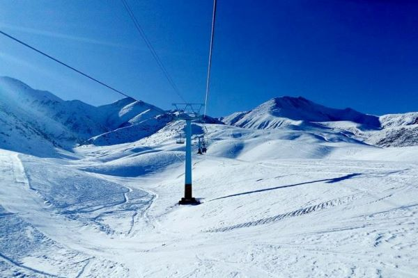 'Toguz-Bulak' Ski Resort