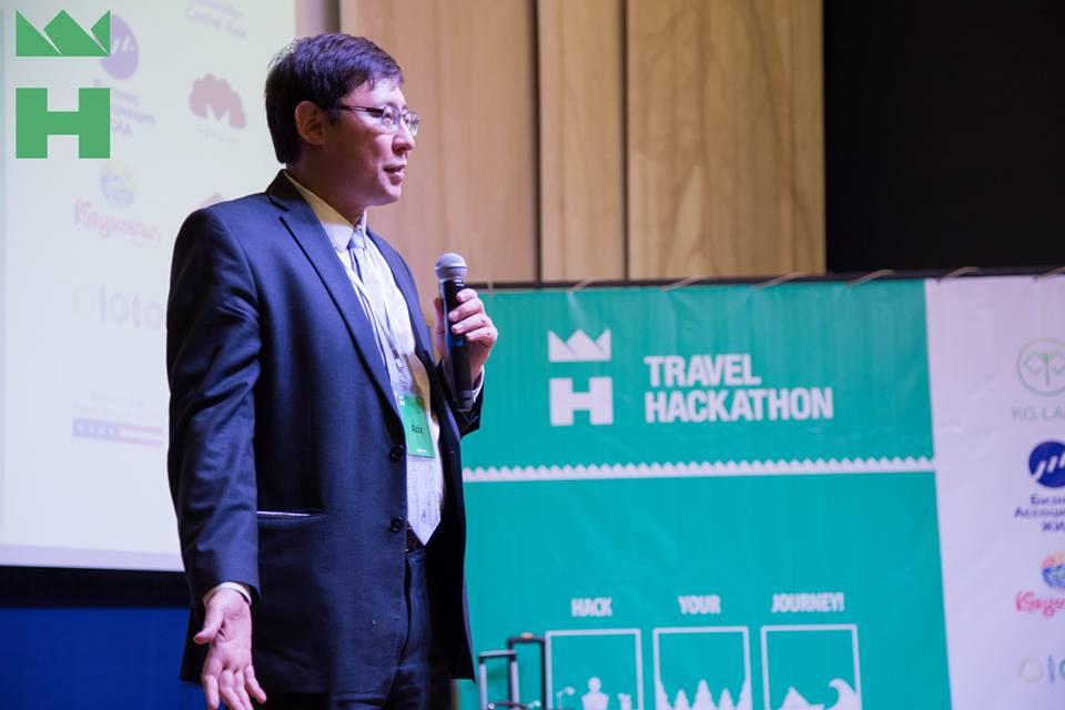 Aziz Soltobaev, KG Labs Chairman