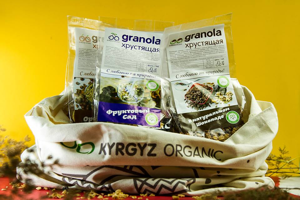Starting with just granola, the company now has quite a wide range of products