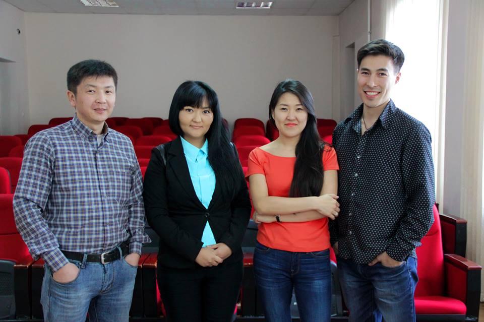 Kyrgyz National Concervatory