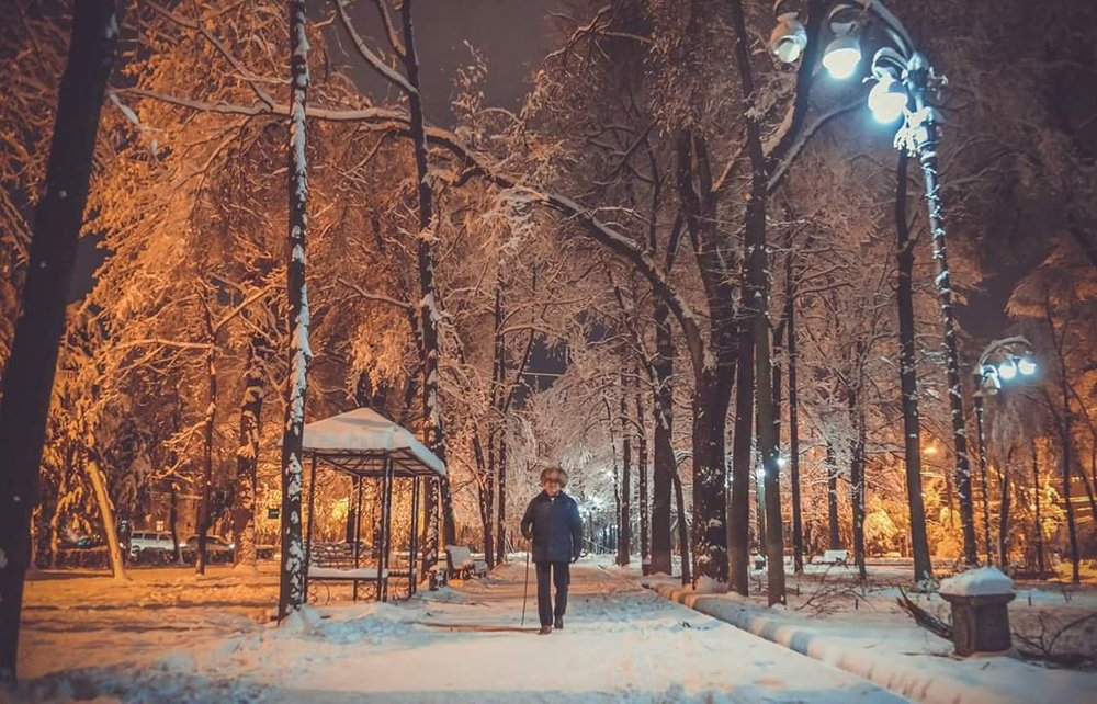 Photo: Alisher Aliev