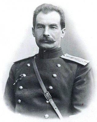 Pyotr Kuzmich Kozlov  (16.10.1863 — 26.11.1935)