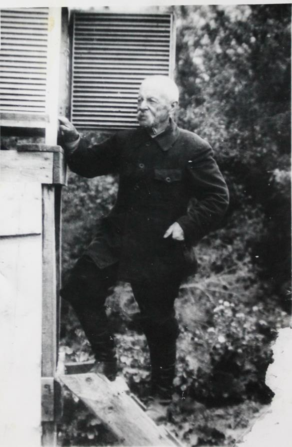 Korolkov, meteorologist-glaciologist, researcher of the climate of Central Asia, 1920.