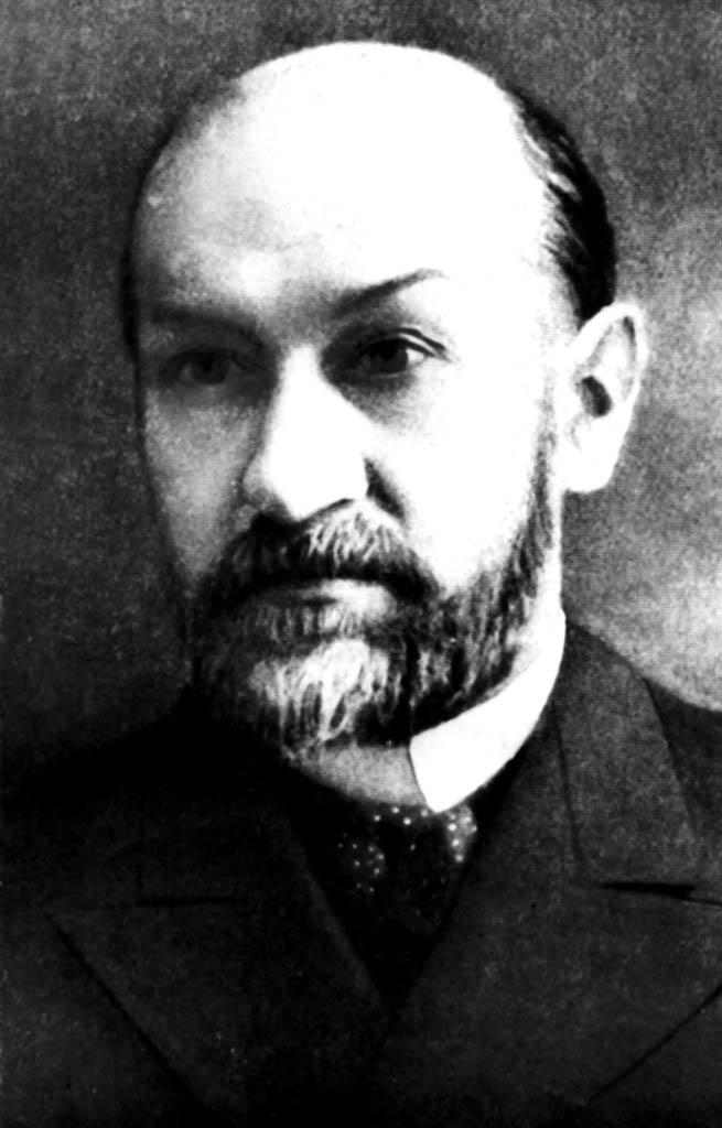 Vasily Vladimirovich Barthold