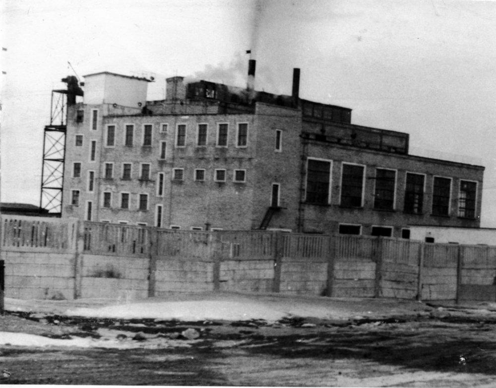 Przhevalsky thermal power plant