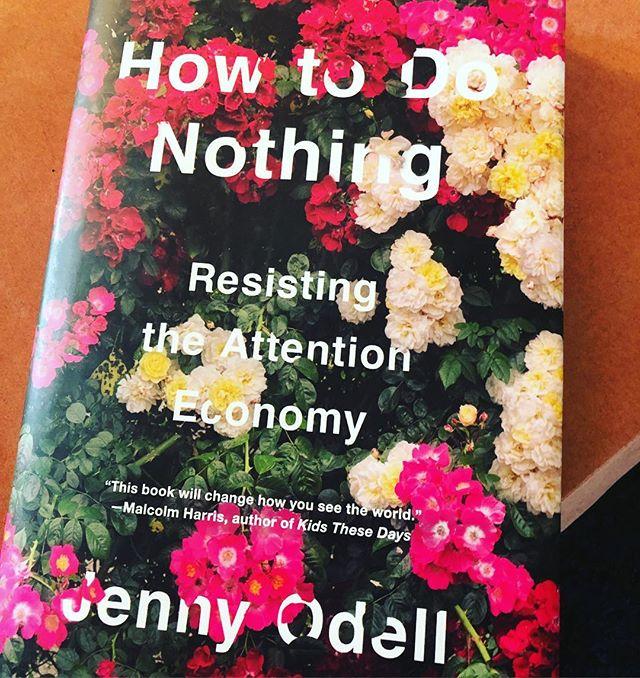 Manifesto. #jennyodell #howtodonothing
