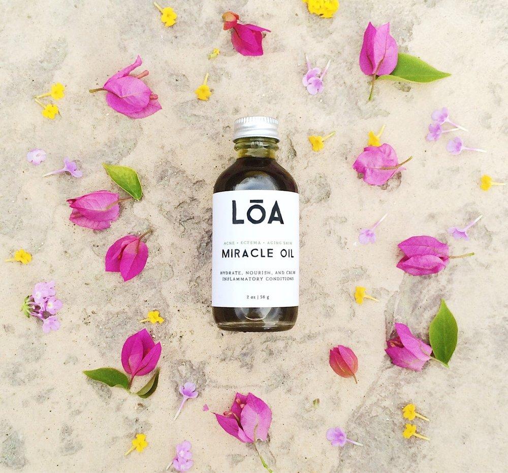 Lōa Skin Care