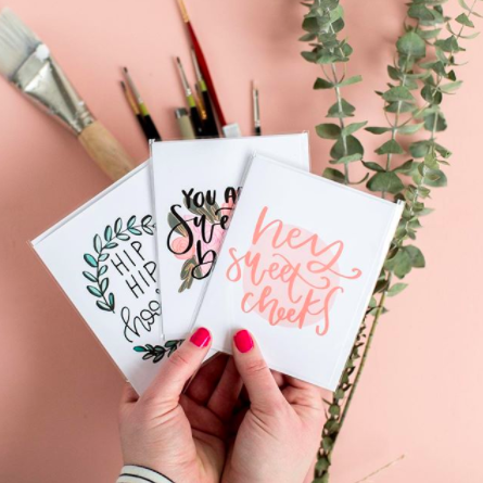 PaperHeart Calligraphy