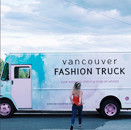 Vancouver Fashion Truck
