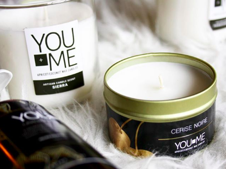 You + Me Candles