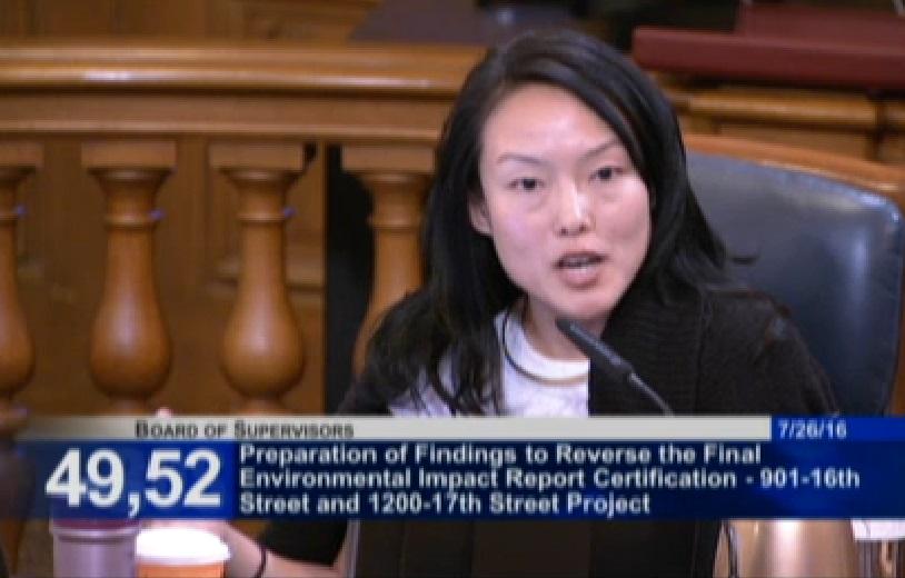 Supervisor Jane Kim (District 6)