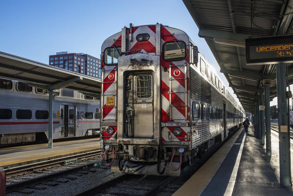 4th & King Caltrain Station