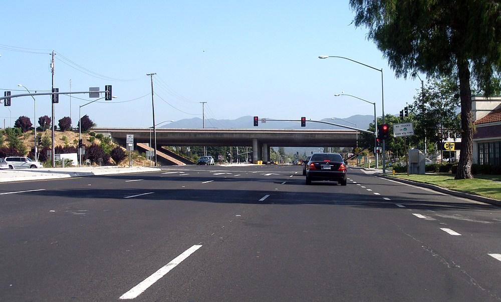 Almaden Expressway, San Jose