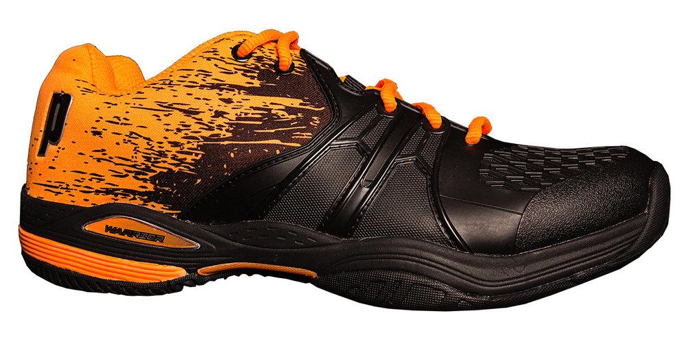 Warrior Lite Orange/Black