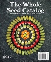Whole Seed Catalog 2017