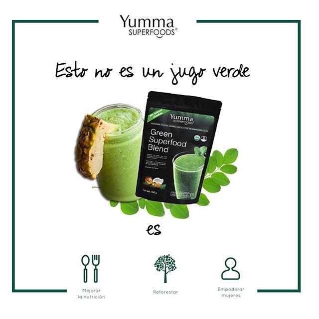 Les compartimos nuestra colaboración con @yummasuperfoods, lean el post en nuestro blog.