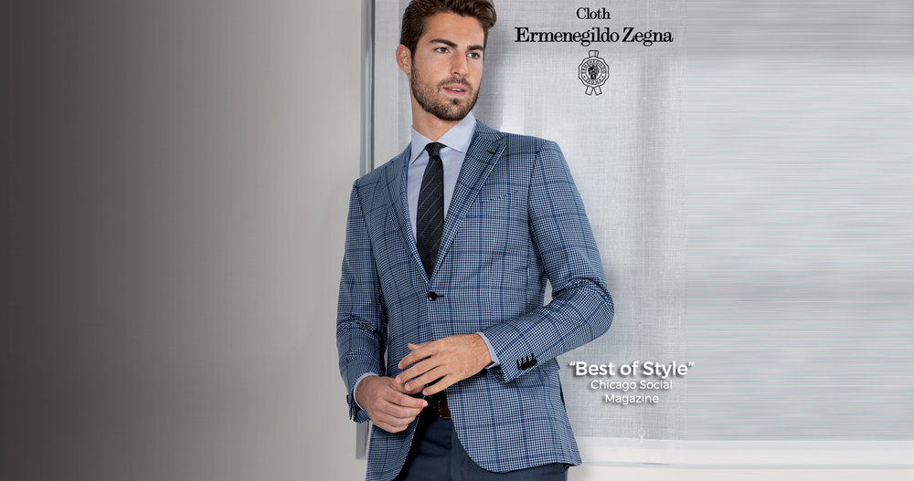 Custom Fit with Expert Tailoring