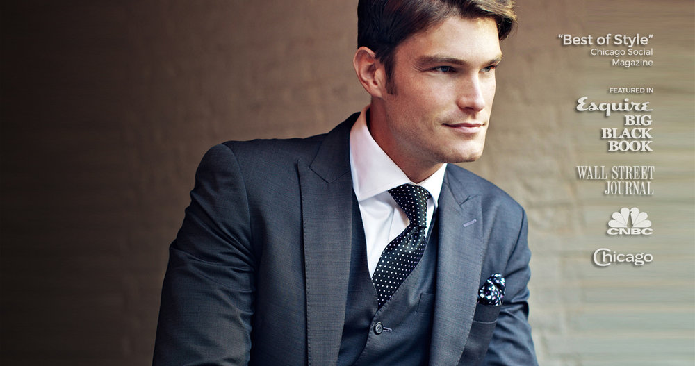 Perfect Fitting Custom Suits from Experts