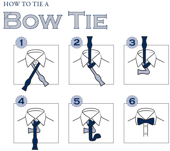 Gentlemans blog nicholas joseph how to tie a bow tie happy holidays ccuart Images