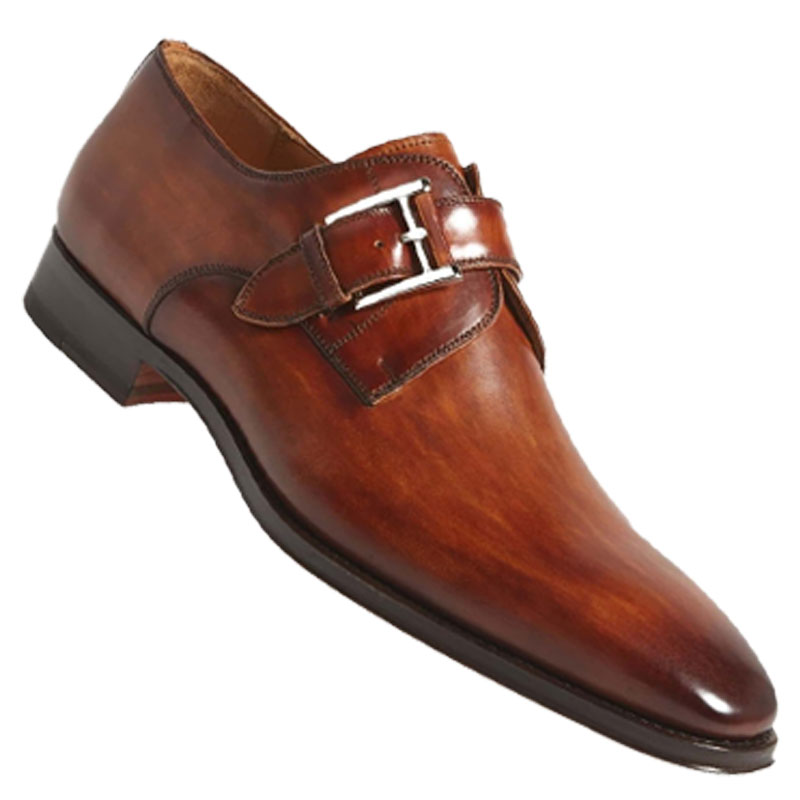 Dark Brown Monk Strap - If you're looking for a formal shoe option that's more eye-catching than an oxford, the Monk strap is for you. Single or double strap, it's up to you, they both garner compliments.