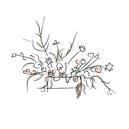 Large Arrangement
