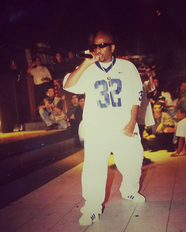 #tbt 1995 .... somewhere in France  #Doserock #740boyz #shimmyshake  #fulanito #cuttingrecords #happymusic