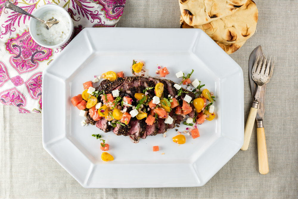 Grilled Lamb with Watermelon Salsa.JPG