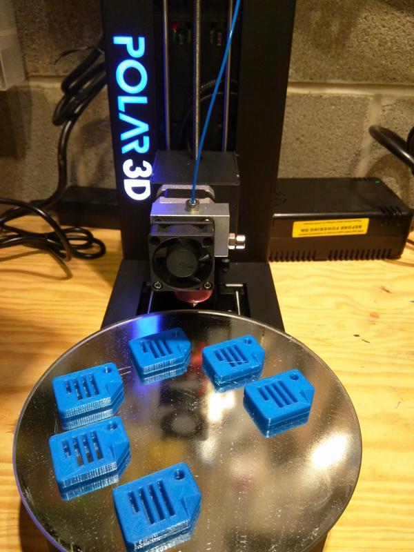 Polar 3D Printing