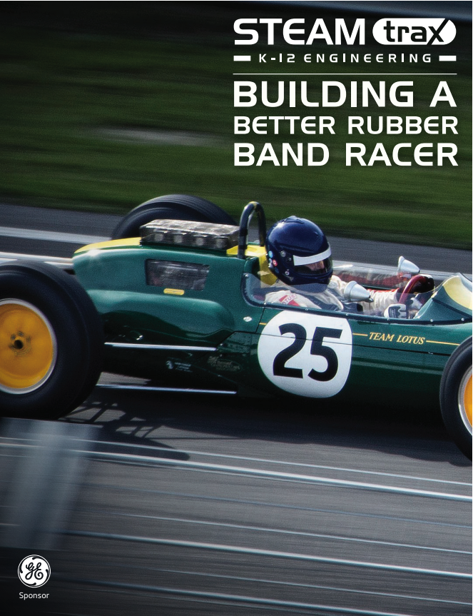 Building a Better Rubber Band Racer