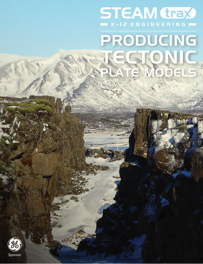 Producing Tectonic Plate Models