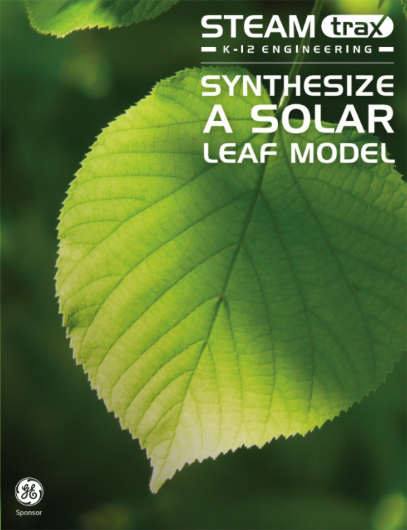 Synthesize a Solar Leaf Model