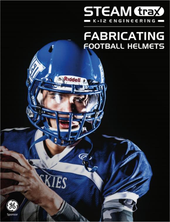 Fabricating Football Helmets