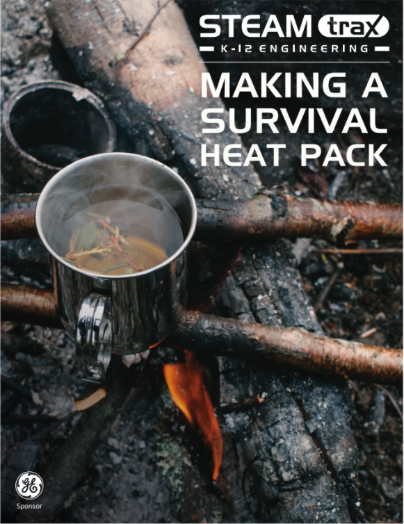 Making a Survival Heat Pack