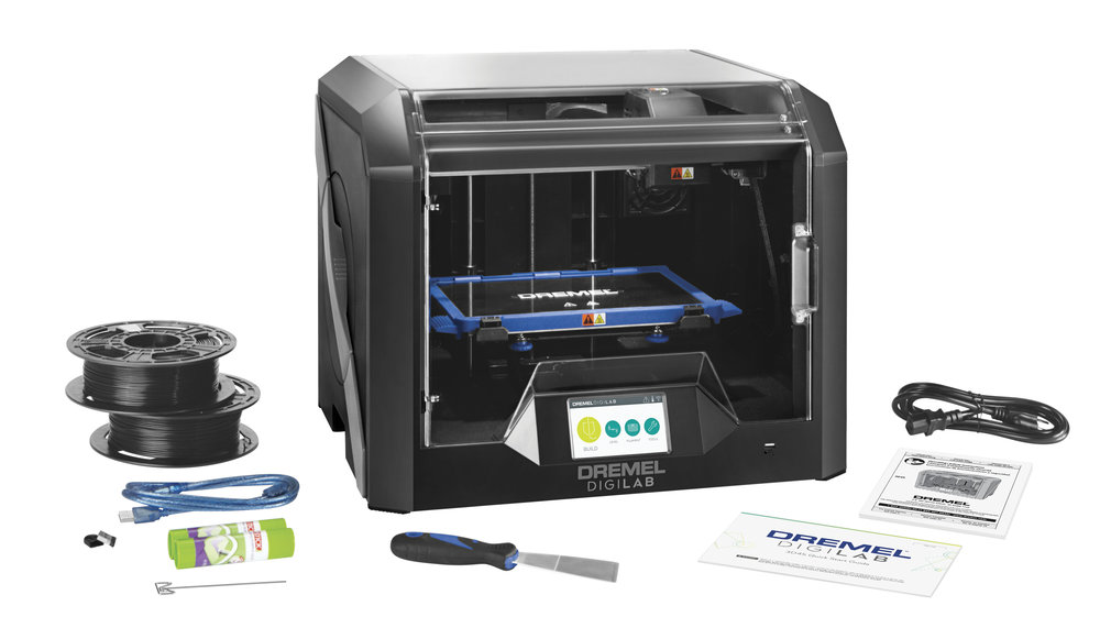 Dremel 3D45 - High performance multi-material printer, perfect for your Classroom.