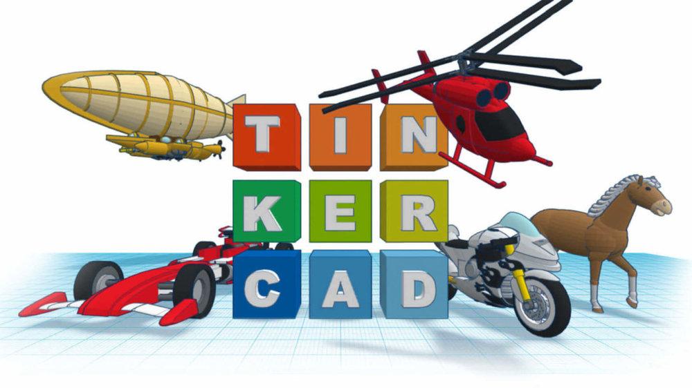 Tinkercad -