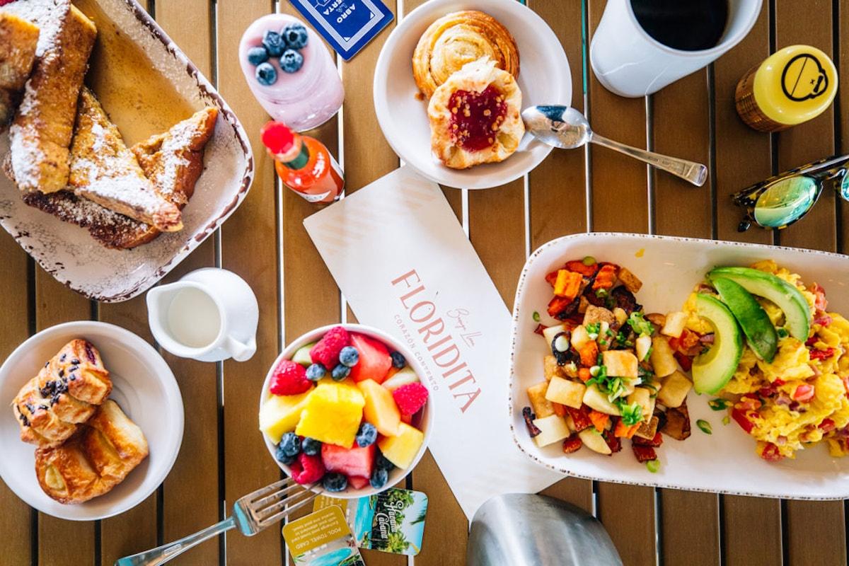 Key West Dining Breakfast Key West The Laureate Key West