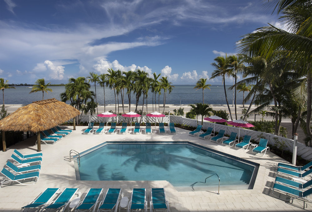 The Laureate Key West Outdoor Pool Daytime