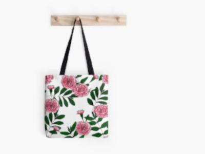 Carnation Bag