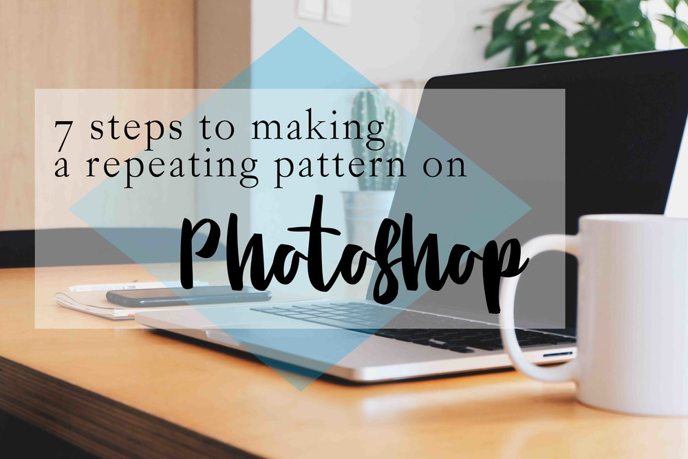 Photoshop Pattern Course - $25