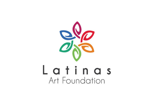 LATINAS ART FOUNDATION LOGO