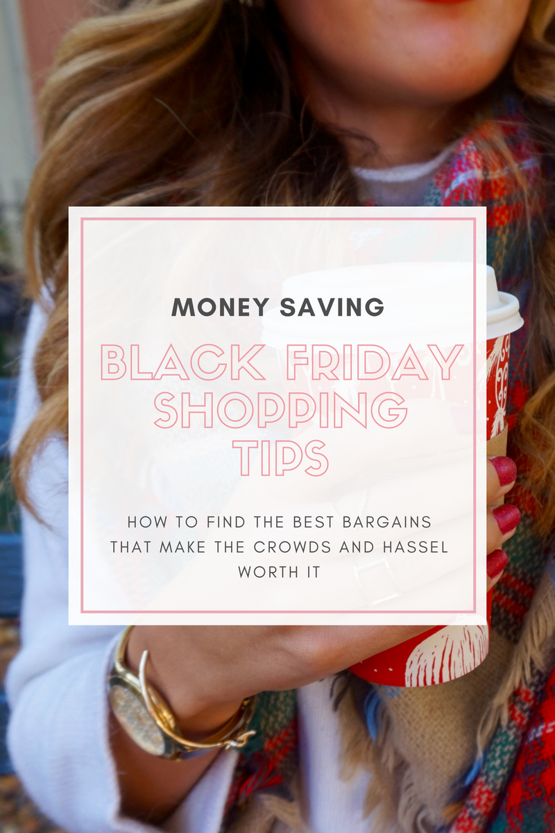 Money Saving Black Friday Shopping Tips