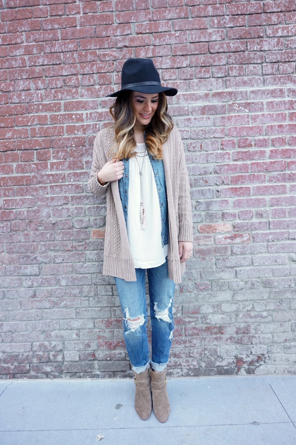 Mastering the March Layered Look!