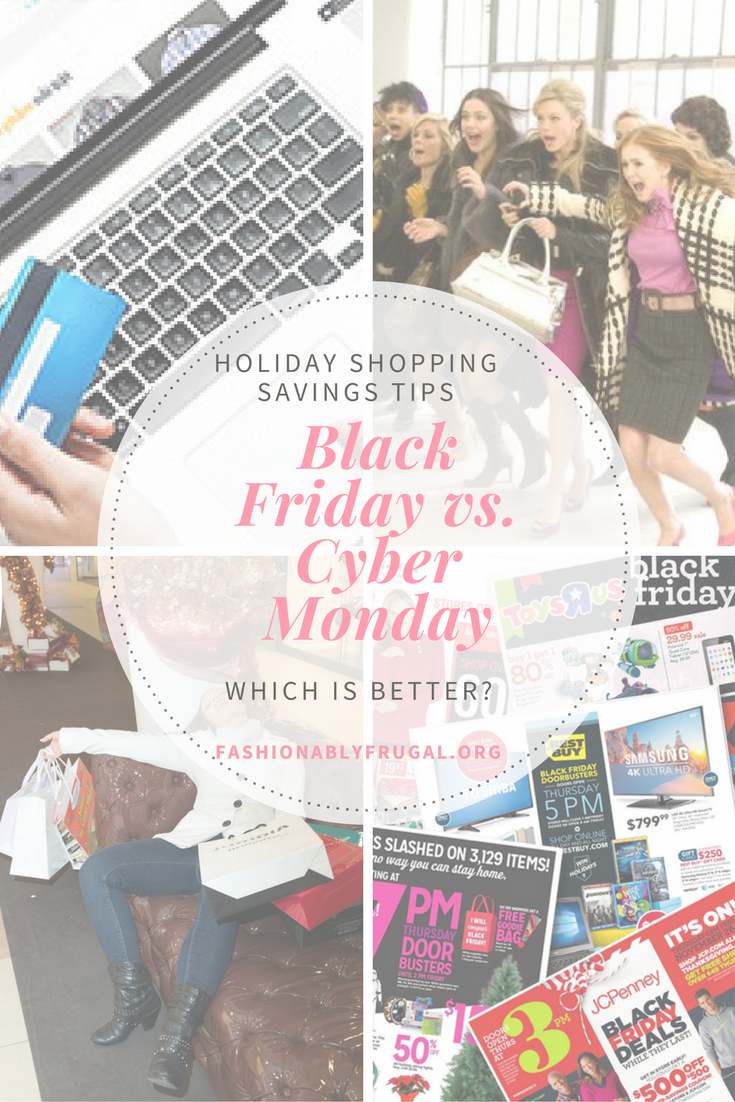 Black Friday vs. Cyber Monday, Which is Better?