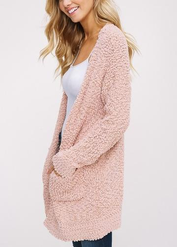 Blush Pocket Sweater  - Regular price $34.9940% off $21