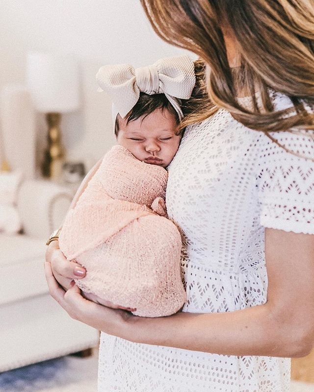 She's here! And over a month old. 😊 We are head over heels for our little Viviana Celine and are soaking in everyday with her!... It's been a bit of a whirlwind and we can't wait to experience our first Christmas with her! I'll be jumping back into blogging after the new year with some great content, so hang tight!