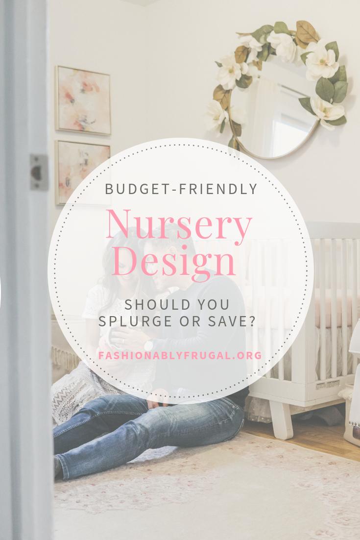 Designing a Nursery on a Budget