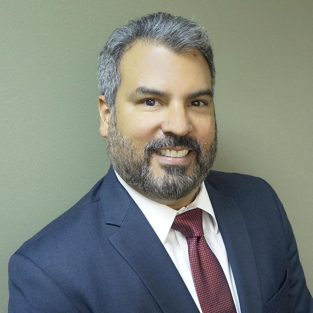 Rigo J. Saborio, MSG  President & CEO