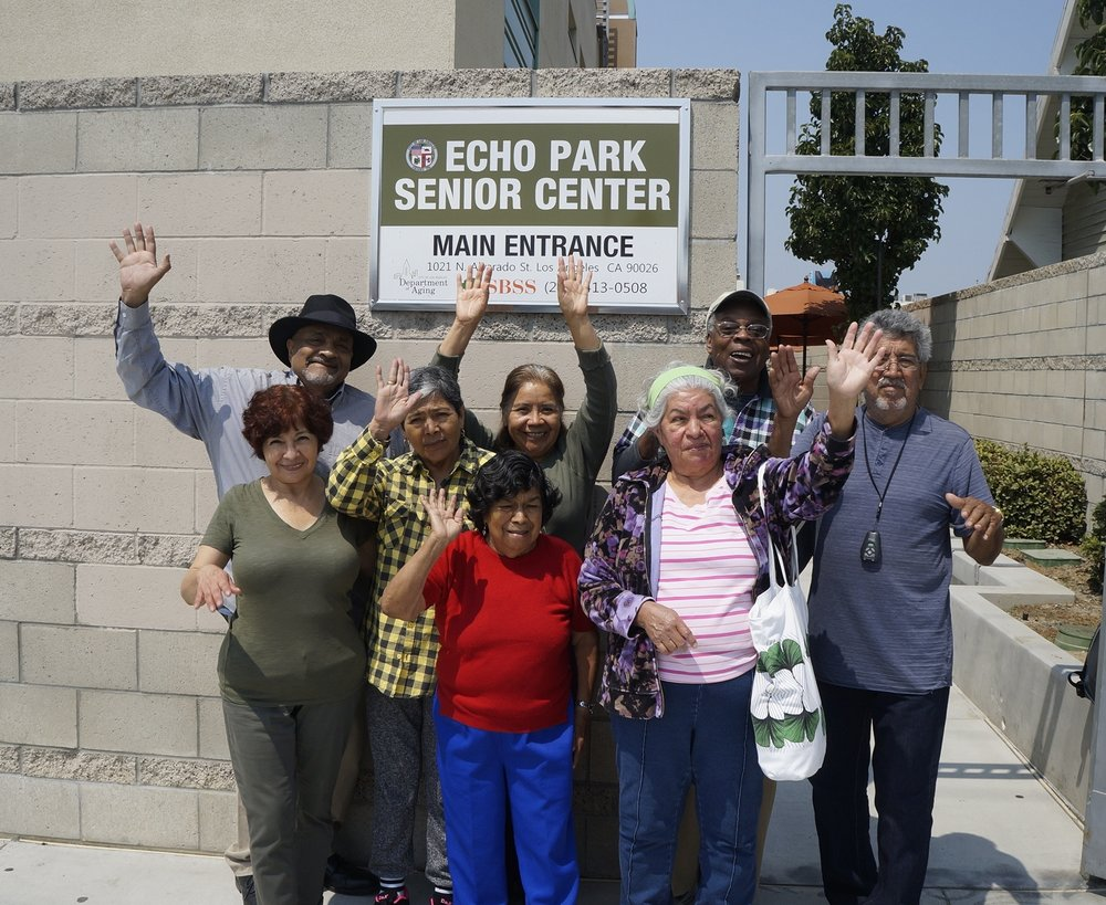 The Center Is Co Located On The Sandra Cisneros Learning Academy Campus.  SBSS Partners With L.A. Kitchen For Meals, And White Memorial Medical  Centeru0027s Vive ...