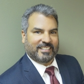 Rigo J. Saborio, MSG President and CEO, St. Barnabas Senior Services